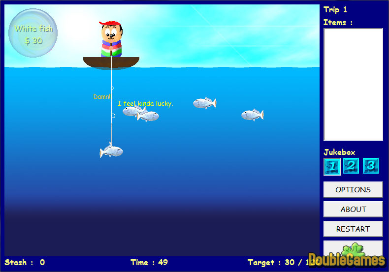 Free Download Fishing Fun Screenshot 2