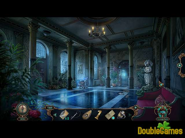 Free Download Haunted Hotel: Lost Time Collector's Edition Screenshot 1