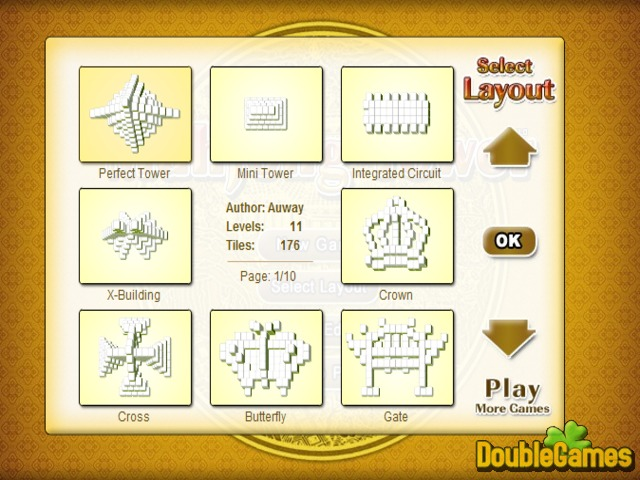 Free Download Mahjong Tower Screenshot 1