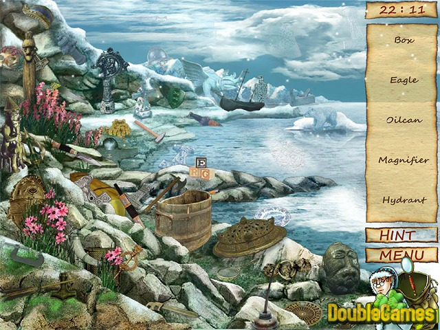 Free Download Nicole: Adventure in Greenland Screenshot 3