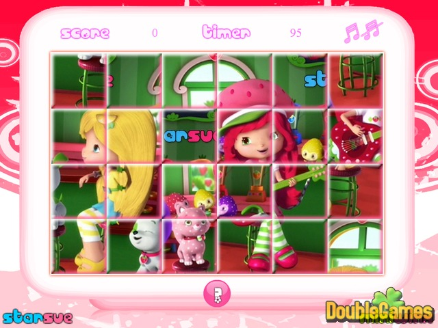 Free Download Strawberry Shortcake Mix Up Screenshot 2