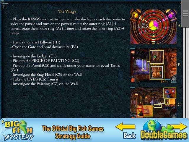 Free Download The Beast of Lycan Isle Strategy Guide Screenshot 1