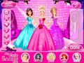 Barbie Princess High School  kirándulós szinezős kirakós játékok kicsiknek és nagyoknak
