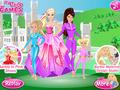 Barbie szuper tesói