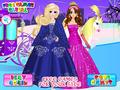 Jégvarázs - Hercegnők - Lányos öltöztetős és sminkelős játékok kicsiknek és nagyoknak