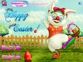 Öltöztetsd fel a húsvéti nyuszit játék