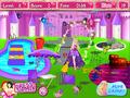 Takarítsd ki a hercegnő bulija után - Kicsi és nagyoknak való online szerep játékok.