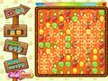 Zöldség és gyümölcs párosítós - Leszedős tábla játékok mindenkinek